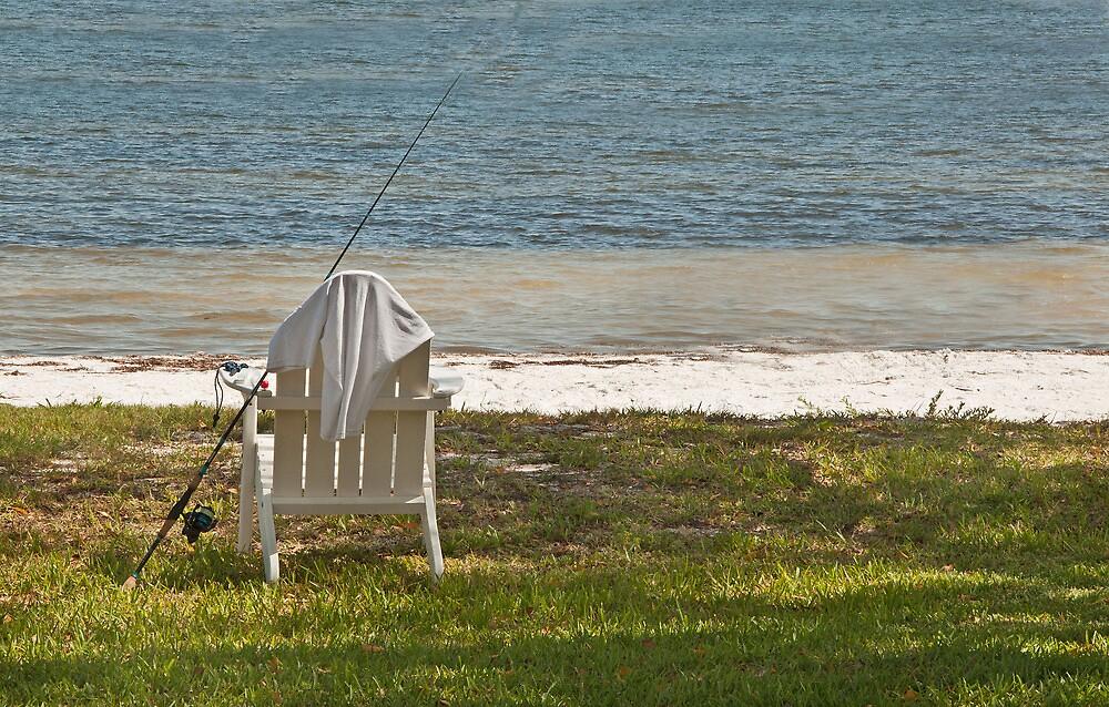 Fisherman's Rest  by John  Kapusta