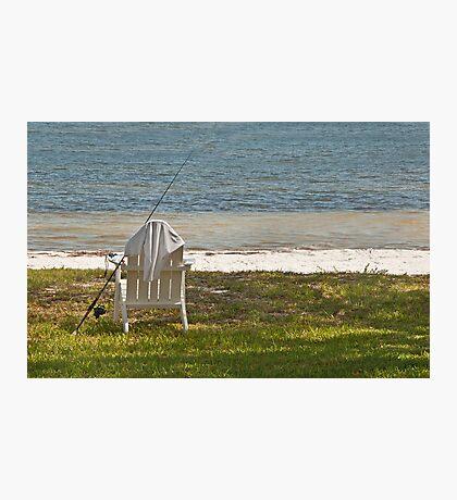 Fisherman's Rest  Photographic Print