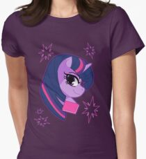 Twilight Sparkle Women's Fitted T-Shirt