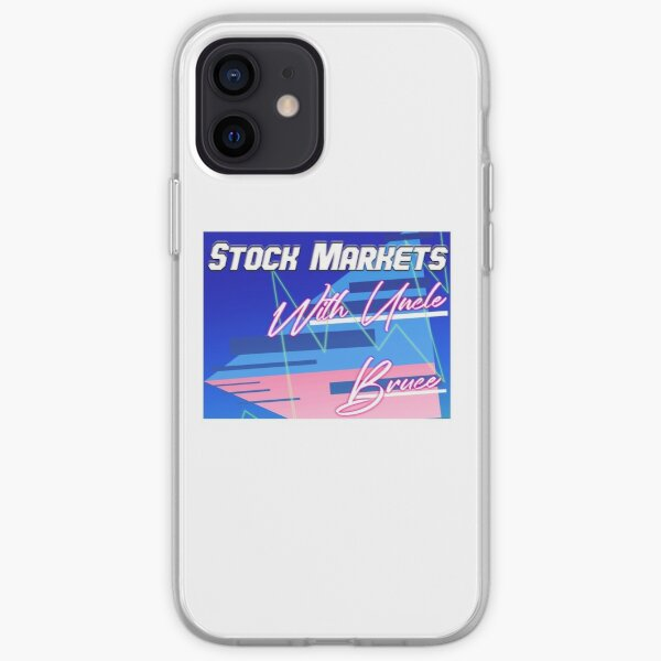 Stock Markets With Bruce iPhone Soft Case