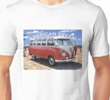 American Dream Volkswagen Unisex T-Shirt