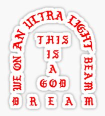 ULTRALIGHT BEAM Sticker