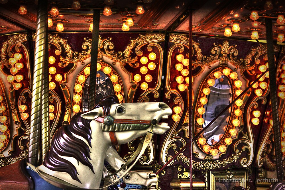 Carousel by Christopher Herrfurth