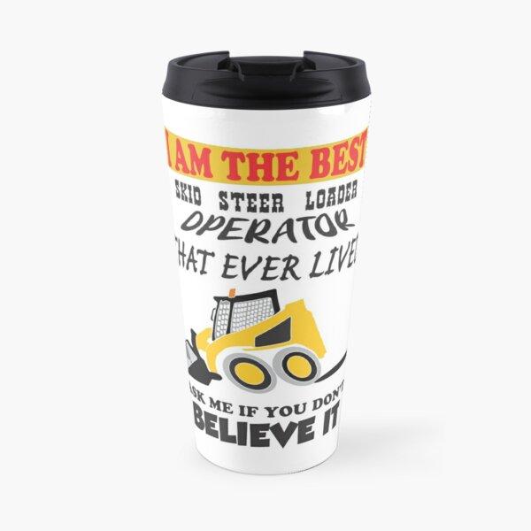 Skid steer loader Travel Mug