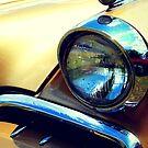 vintage car  by Jamie McCall