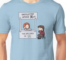 unsolicited advice  Unisex T-Shirt