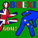 BREXIT Goal! by ayemagine