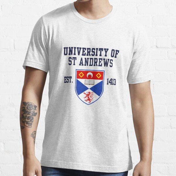 University of St Andrews Essential T-Shirt