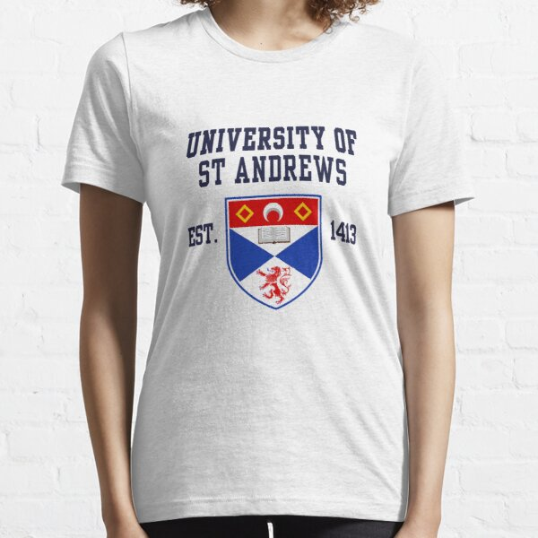 University of St Andrews Essential T-Shirt