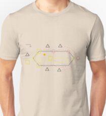 Whack Bat-Diagramm Unisex T-Shirt