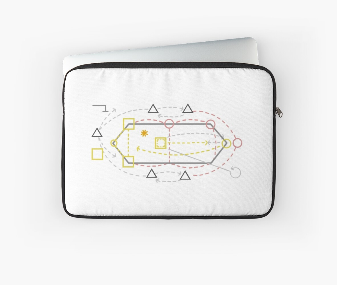 Whack bat diagram laptop sleeves by frankiole redbubble whack bat diagram by frankiole pooptronica Images
