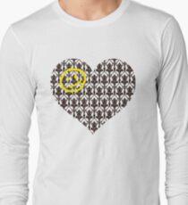 Sherlock Heart Long Sleeve T-Shirt