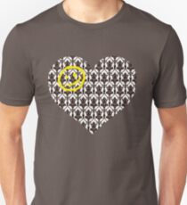 Sherlock Heart Unisex T-Shirt