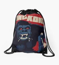 King Kong Classic Drawstring Bag
