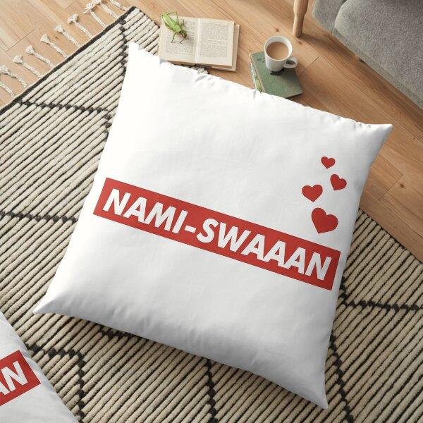 Vinsmoke Sanji x Nami One Piece NAMISWAN ROBINCHWAN Floor Pillow
