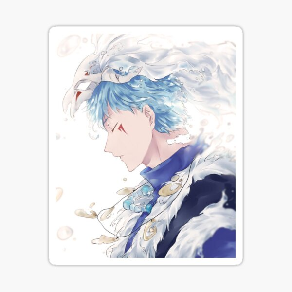 Shin ah Sticker