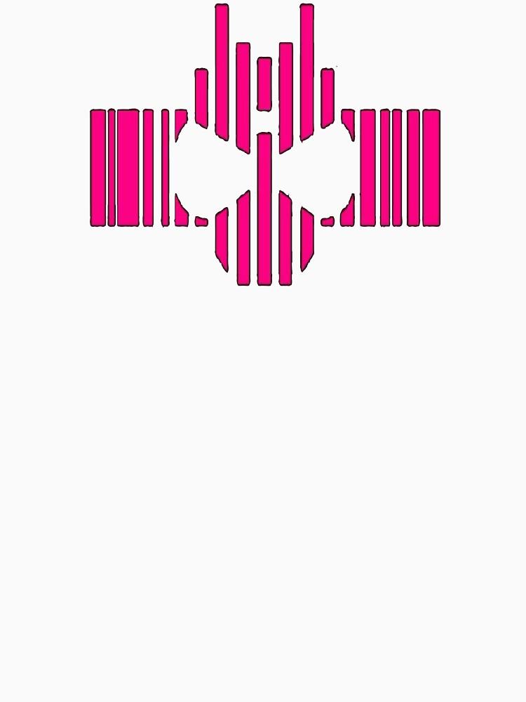 Kamen Rider Decade Logo by transdorker