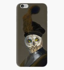 The Owl General - Photographic Composite iPhone Case
