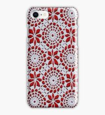 Portugal HandCrafts Red iPhone Case/Skin