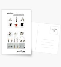 Wholesale silver jewellry in Jaipur Postcards