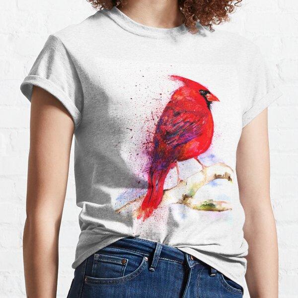 Red Cardinal Classic T-Shirt