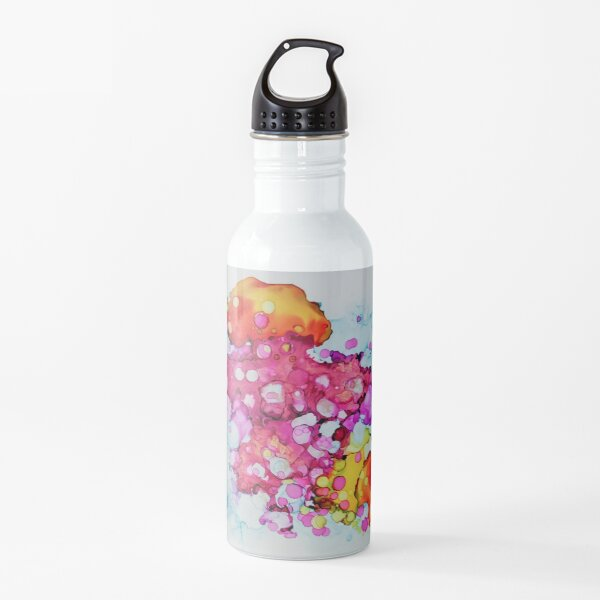 Sunset time Water Bottle