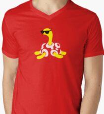 (Wordless) Shuckle Men's V-Neck T-Shirt