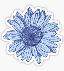 Flower Sticker