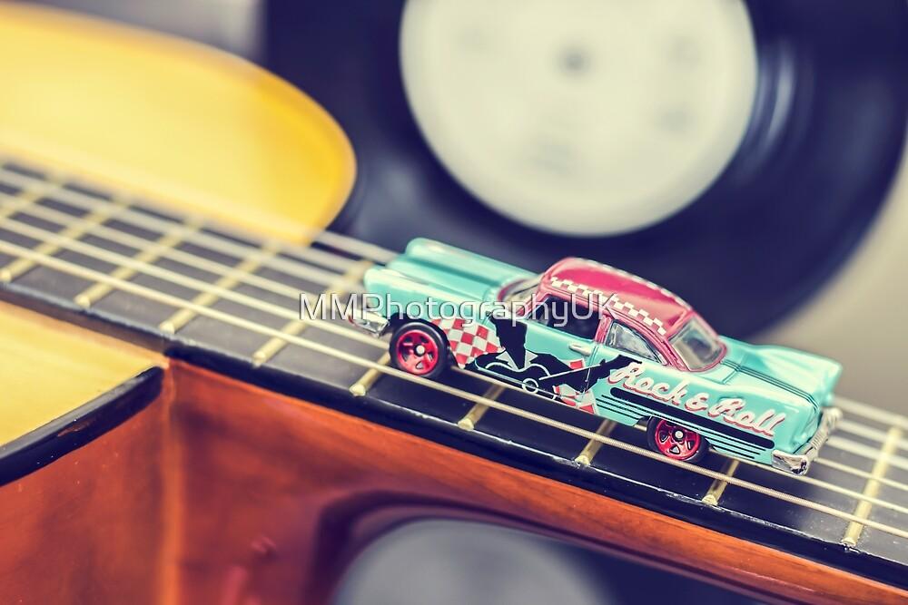 Rock & Roll Car by MMPhotographyUK