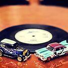 Blues and Rock Cars von MMPhotographyUK