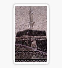 Kaaba/Masjid-Al-Haram Sticker
