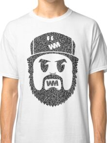 BeardMonger (Elephant Print) Classic T-Shirt