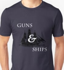Hamilton: Guns & Ships T-Shirt