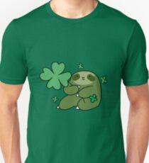 Shamrock Sloth T-Shirt