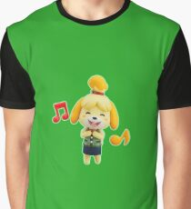 Nendoroid Isabelle (Summer) Graphic T-Shirt