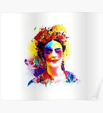 """Frida Kahlo"" Poster"
