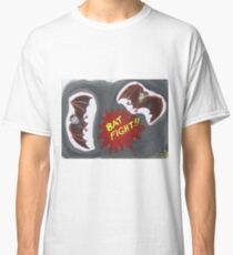 Bat Fight! What We Do in the Shadows Classic T-Shirt