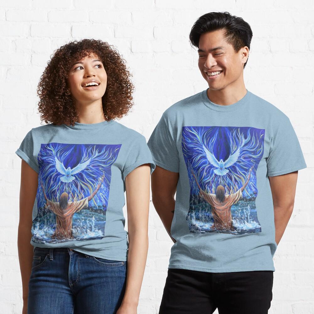 Holy Fire Baptism Classic T-Shirt