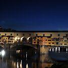 Ponte Vecchio -Florence, Italy by gabriellaksz