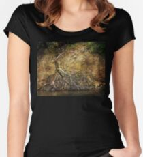 Not Every Tree Survives Women's Fitted Scoop T-Shirt