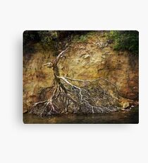Not Every Tree Survives Canvas Print