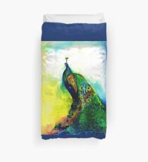 """Peacock"" Duvet Cover"