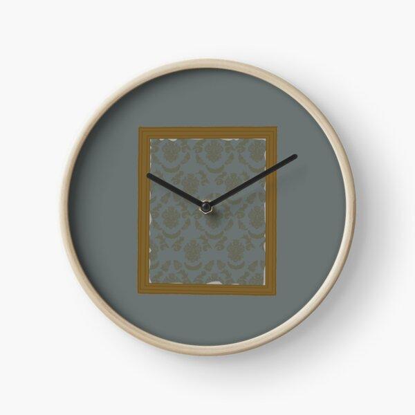 Isabella Stewart Gardner Theft Frame Clock