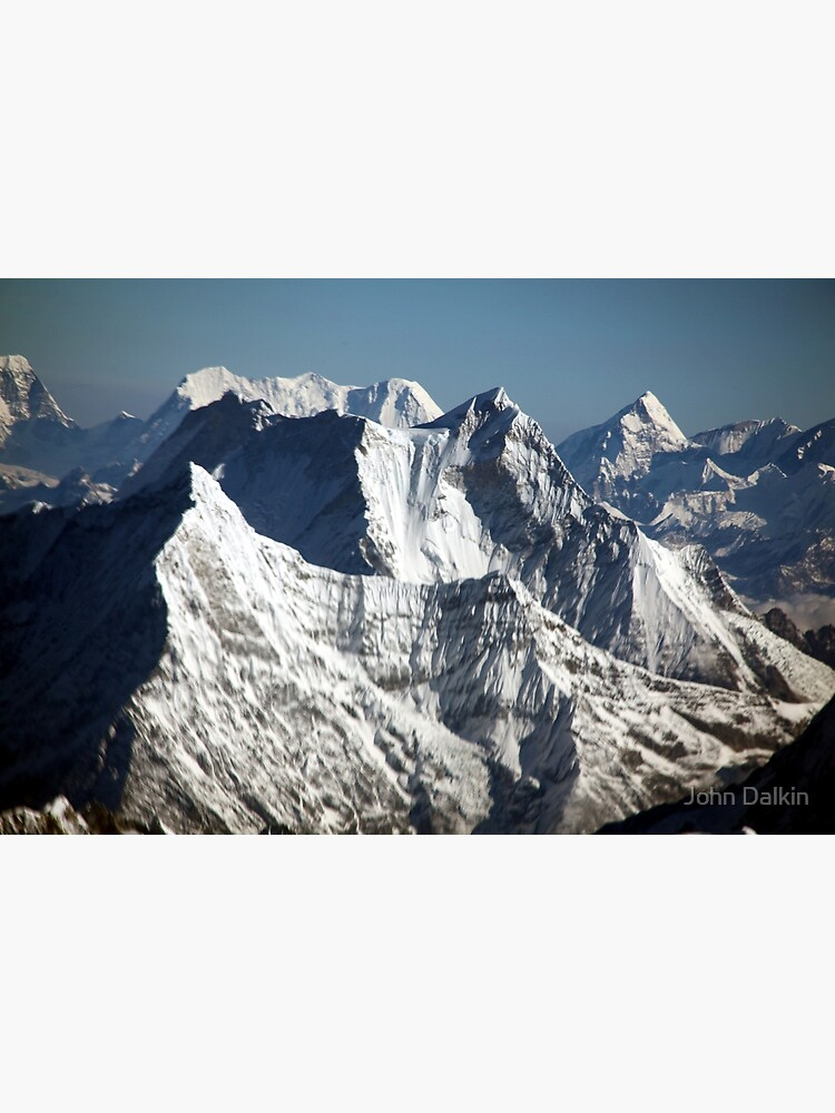 The Himalayas by JohnDalkin