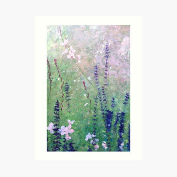 Meadow flowers Art Print