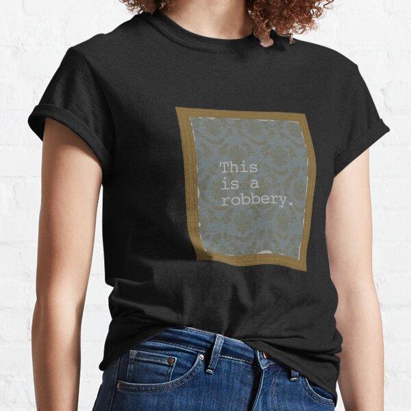 Isabella Stewart Gardener Art Theft Classic T-Shirt