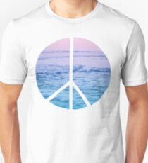 Waves and Peace T-Shirt