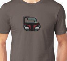 Button Hunter - Curling Rockers Unisex T-Shirt