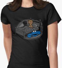 boogieman Womens Fitted T-Shirt
