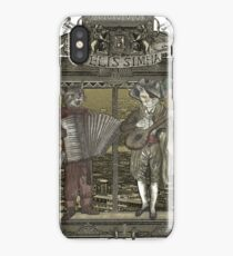 Steampunk Rock Band iPhone Case/Skin